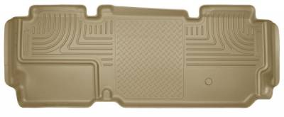 INTERIOR ACCESSORIES - FLOOR MATS - Husky Liners - Husky Liners 2nd Seat Floor Liner 19393