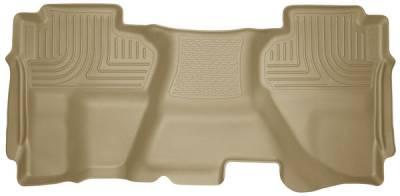 Husky Liners - Husky Liners 2nd Seat Floor Liner 19193
