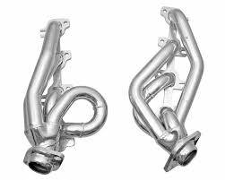 EXHAUST - EXHAUST MISCELLANEOUS - Gibson Performance Exhaust - Gibson Performance Exhaust Performance Header, Ceramic Coated GP309S-C