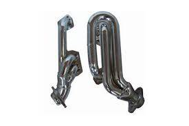PERFORMANCE - EXHAUST - Gibson Performance Exhaust - Gibson Performance Exhaust Performance Header, Chrome Plated GP306