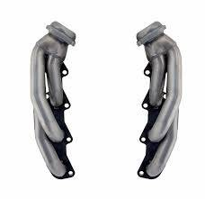 EXHAUST - EXHAUST MISCELLANEOUS - Gibson Performance Exhaust - Gibson Performance Exhaust Performance Header, Ceramic Coated GP126S-1C