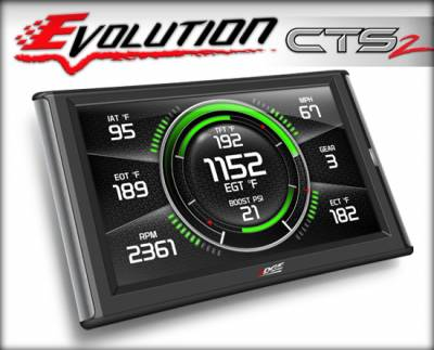 6.0 EXCURSION 2003-2005 - POWER PROGRAMMERS - Edge Products - Edge Products CTS2 Diesel Evolution Programmer 85400