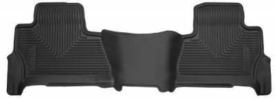 INTERIOR ACCESSORIES - FLOOR MATS - Husky Liners - Husky Liners 2nd Seat Floor Liner 53271