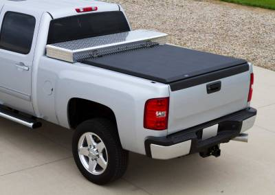 EXTERIOR ACCESSORIES - BED CAPS - Access Cover - Access Cover New Body Full Size All 6ft. 6in. Bed (w or w/o cargo rails) 62289