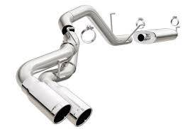 EXHAUST - EXHAUST KITS - MagnaFlow Exhaust Products - MagnaFlow Exhaust Products SYS CB 2014 Ram 2500 6.4L Dual 15333