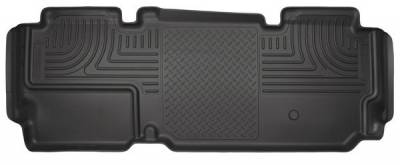 INTERIOR ACCESSORIES - FLOOR MATS - Husky Liners - Husky Liners 2nd Seat Floor Liner 19391