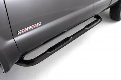 EXTERIOR ACCESSORIES - STEP UP BARS & RUNNING BOARDS - Innovative Creations Inc - Innovative Creations Inc  BLAK31DGX