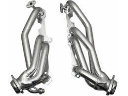 EXHAUST - EXHAUST MISCELLANEOUS - Gibson Performance Exhaust - Gibson Performance Exhaust Performance Header, Ceramic Coated GP114S-C