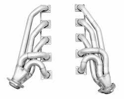 PERFORMANCE - EXHAUST - Gibson Performance Exhaust - Gibson Performance Exhaust Performance Header, Stainless GP312S