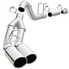 EXHAUST - EXHAUST KITS - MagnaFlow Exhaust Products - MagnaFlow Exhaust Products Sys CB 2015 Ford F-250 6.7L Alzd 18909
