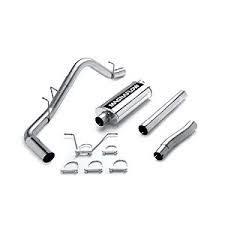 PERFORMANCE - EXHAUST - MagnaFlow Exhaust Products - MagnaFlow Exhaust Products Sys C/B 00-03 Dodge Dakota Rt Ec/Sb 15657