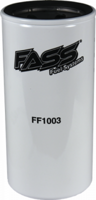 FUEL SYSTEM - MISCELLANOUS PARTS - FASS Fuel Systems - FASS HD Series Diesel Fuel Filter Replacement - 3 Micron