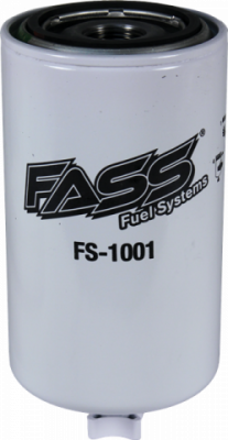 FLUIDS - FILTERS - FASS Fuel Systems - FASS HD Water Separator