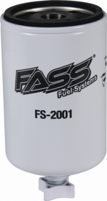 FUEL SYSTEM - MISCELLANOUS PARTS - FASS Fuel Systems - FASS Titanium Water Separator