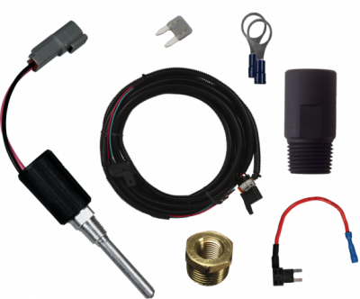 FUEL SYSTEM - MISCELLANOUS PARTS - FASS Fuel Systems - FASS Electric Heater Kit for HD, Titanium, and Platinum series