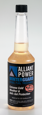 FLUIDS - FUEL ADDITIVES - Alliant Power - Alliant Power WinterGuard 64oz.