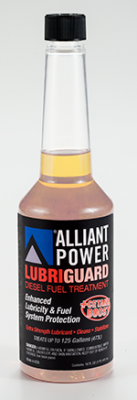 FLUIDS - FUEL ADDITIVES - Alliant Power - Alliant Power LubriGuard 64oz.