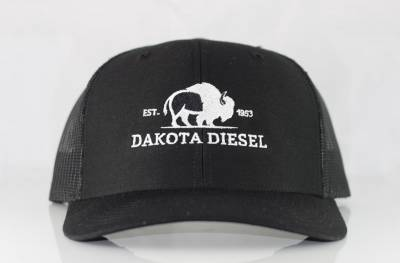 ACCESSORIES - Dakota Diesel Gear - Dakota Diesel Hat black/black