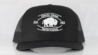 ACCESSORIES - Dakota Diesel Gear - Dakota Diesel Performance Hat black/black