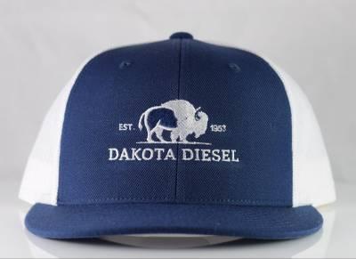 ACCESSORIES - Dakota Diesel Gear - Dakota Diesel Hat navy/white